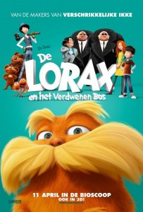 Download Dr. Seuss The Lorax (2012) DVDRip English LiNE 300MB Ganool