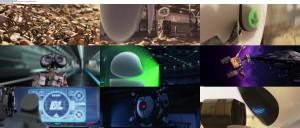 Download WALL·E (2008) BluRay 720p 600MB Ganool