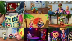 Download Toy Story Toon Hawaiian Vacation (2011) BluRay 720p 50MB Ganool