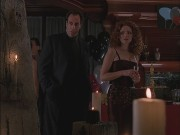 Brigid Brannagh - Angel 2x06 Guise Will Be Guise (cleavage)