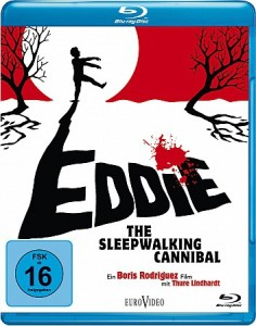 Download Eddie: The Sleepwalking Cannibal (2012) BluRay 720p 550MB Ganool