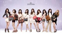 Girls' Generation (SNSD) - J. Estina Ads - x10