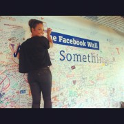 Christina Milian - booty in jeans at the Facebook office 09/06/12 Twitpics