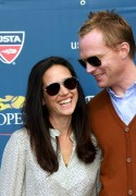 Jennifer Connelly - at the 2012 U.S. Open in New York City 09/09/12